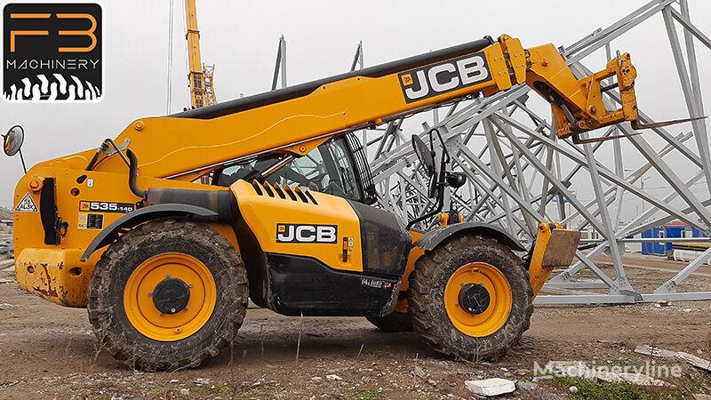 xe nâng càng JCB 535-140 HiViz