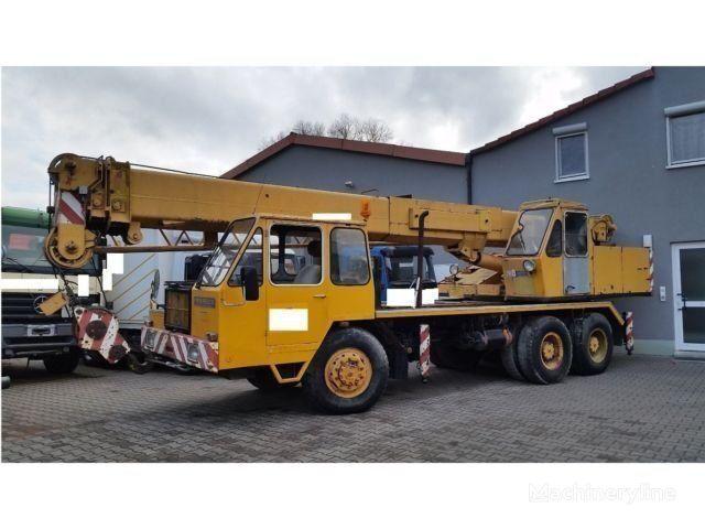 cần cẩu di động LIEBHERR LT1025-25t-Allrad 33 m 2x Seilwinde Kranwagen