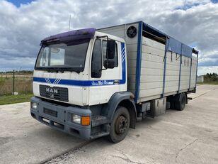 Xe chở gia cầm MAN 14.224 4x2 Animal transport