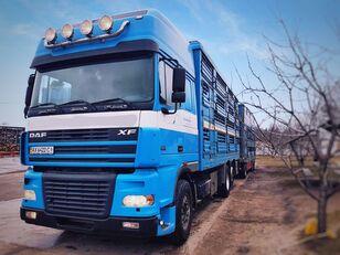 Xe chở gia cầm PEZZAIOLI + rơ moóc vận chuyển gia súc