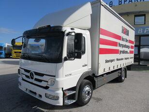 thùng kéo rèm cho xe tải MERCEDES-BENZ 1229 L ATEGO