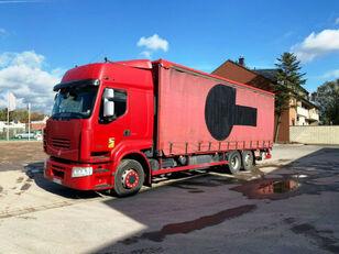 thùng kéo rèm cho xe tải RENAULT Premium 380DXi/LBW1500kg/Klima