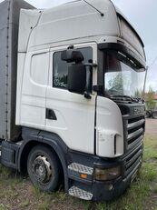 thùng kéo rèm cho xe tải SCANIA R380 LB 6X2 MLB