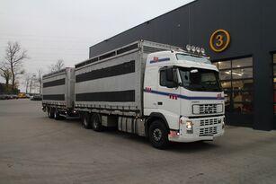 vận chuyển gia cầm VOLVO FH12.480 6x4 + rơ moóc thùng kín