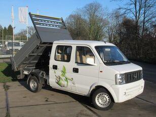 xe ben DFSK Cityhopper 3-Z. Kipper Dubbelcabine Elektrisch