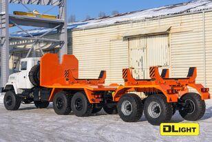 xe chở ống KRAZ 6322-05 mới