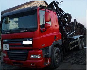 xe chở rác thùng rời DAF CF 85 460