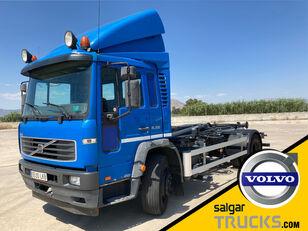 xe chở rác thùng rời VOLVO FL 220