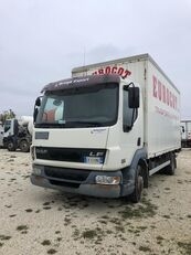 xe tải bán hàng DAF motrice 2 assi furgone sponda