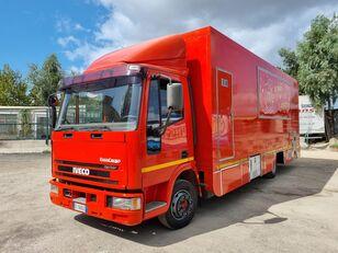 xe tải bán hàng IVECO Eurocargo tector 80