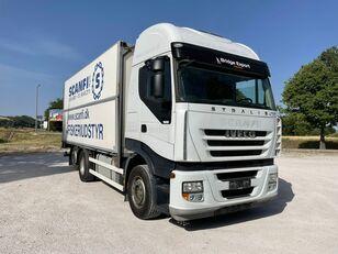 xe tải bán hàng IVECO STRALIS 450 motrice 3 assi telaio EURO 5