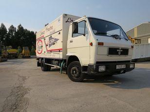 xe tải bán kem MAN 6100F