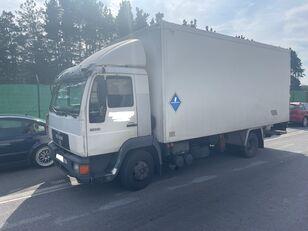 xe tải bảo ôn MAN 11.224 ISOTERMO  PUERTA ELEVADORA