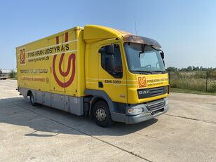 xe tải bảo ôn DAF LF 45.220 235.000tkm