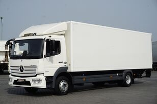 xe tải bảo ôn MERCEDES-BENZ / ATEGO / 1224 / EURO 6 / ACC / IZOTERMA + WINDA / 19 PALET / MA