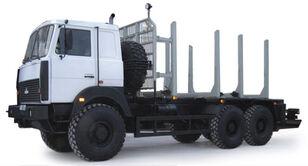 xe tải chở gỗ MAZ 6317Х9-444 (6x6)