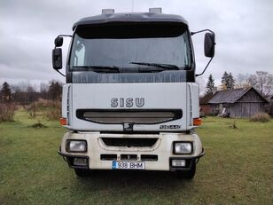 xe tải chở gỗ SISU E12M