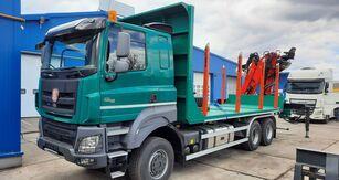 xe tải chở gỗ TATRA Phoenix mới