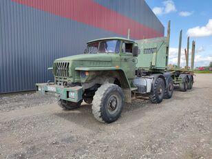 xe tải chở gỗ URAL