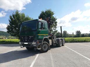 xe tải chở gỗ MERCEDES-BENZ Actros 3344