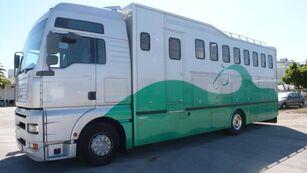xe tải chở gia súc MERCEDES-BENZ ACTROS 25 42