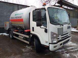xe tải chở khí gas ISUZU mới