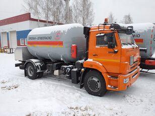 xe tải chở khí gas KAMAZ 45253 mới
