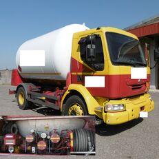 xe tải chở khí gas RENAULT 270