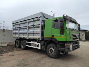 xe tải chở ngũ cốc HONGYAN GENLYON mới
