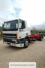 xe tải chassis DAF CF85 380 left hand drive manual pump 6X2 26 ton 637422 Km!