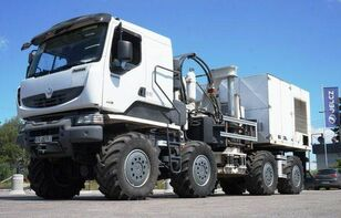 xe tải chassis THOMAS CONSTRUCTEURS [Other] 8x8 THOMAS Low speed truck with hydraulic drive!