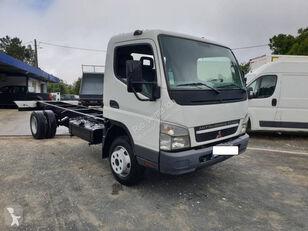 xe tải chassis Mitsubishi Fuso Canter