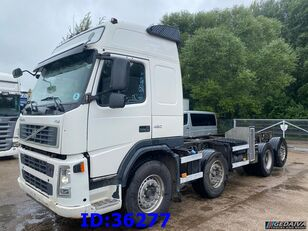 xe tải chassis VOLVO FM13 460 - 8x2 - Euro5 - Big axles
