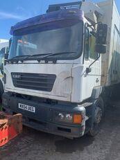 xe tải đông lạnh ERF ECM 2004/2003 BREAKING FOR SPARES cho phụ tùng