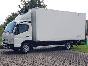 xe tải đông lạnh MITSUBISHI FUSO CANTER 7C15 CHŁODNIA WINDA 10EP 4,98x2,11x2,09 MULTITEMPERA