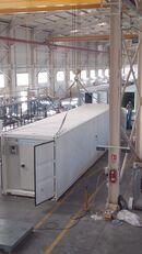 xe tải đông lạnh Ram Container cooling box 40 feet mới