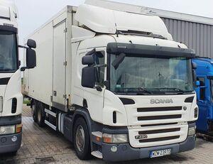 xe tải đông lạnh SCANIA P420 Euro5 AdBlue