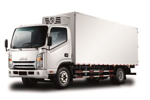 xe tải đông lạnh JAC Изотермический фургон с ХОУ JAC N 80 mới