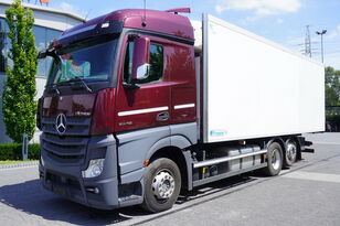 xe tải đông lạnh MERCEDES-BENZ Actros 2542 , E6 , 6X2 , 19 EPAL , retarder , LOW MILEAGE