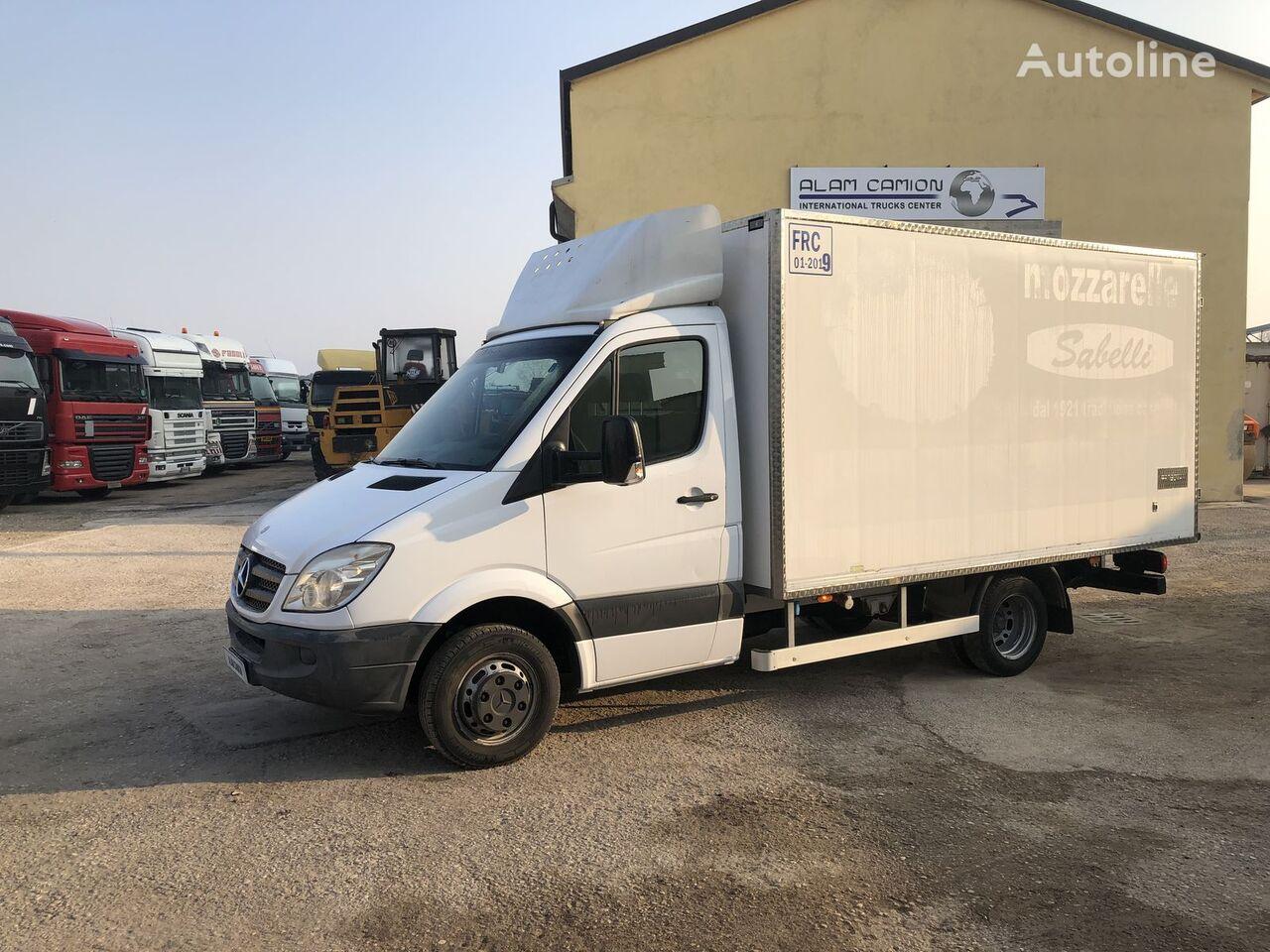 xe tải đông lạnh MERCEDES-BENZ Sprinter 516