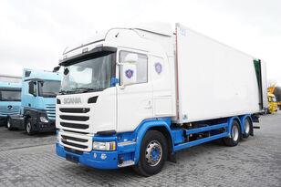 xe tải đông lạnh SCANIA G490, Meat hooks , 19 EPAL