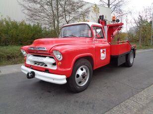 xe tải kéo cứu hộ CHEVROLET 4 TONNER