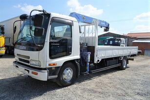xe tải kéo cứu hộ ISUZU Forward