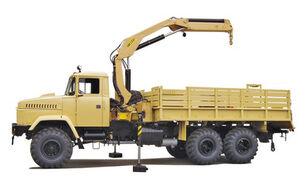 xe tải kéo cứu hộ KRAZ 6322-056