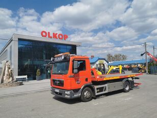 xe tải kéo cứu hộ MAN 12.250
