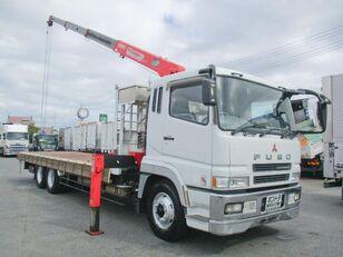 xe tải kéo cứu hộ Mitsubishi Fuso Super Great