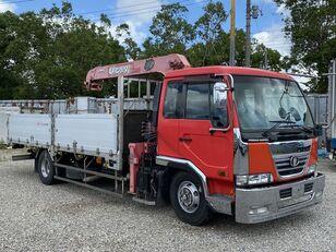 xe tải kéo cứu hộ NISSAN Condor UD