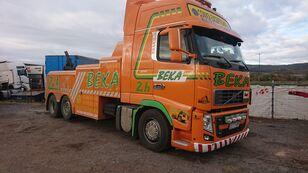 xe tải kéo cứu hộ VOLVO FH13 480