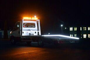 xe tải kéo cứu hộ IVECO DAILY NAJAZD AUTOLAWETA POMOC DROGOWA ALUMINIOWA HOMOLOGACJA mới