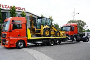 xe tải kéo cứu hộ MAN TGX 26.440 XXL , E6 , 6X2 , NEW BODY 7,5m , hydraulic , 2x winch